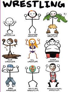 wrestlingposterstickfigure